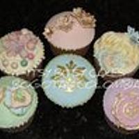 Itsy Bitsy Cakes