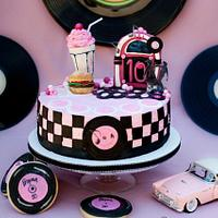 50's Sock Hop Birthday