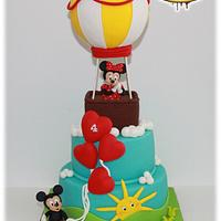 I love you Minnie!