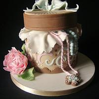 Sweet jewel cake