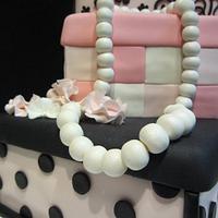Girl Cake by Mila O'Driscoll