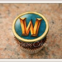 Gaming Cupcakes - World of Warcraft