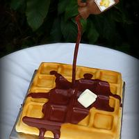 3D Waffle