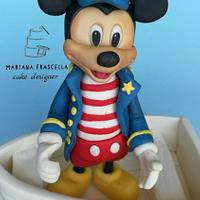 Mickey mouse by Mariana Frascella