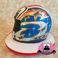Motorcycle Racing Helmet