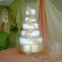 Spring Wedding Cake by robier