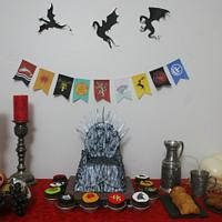 Game of Thrones - Party
