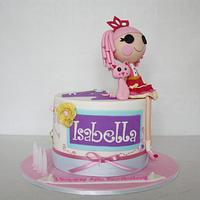 Lalaloopsy Cake by Louisa