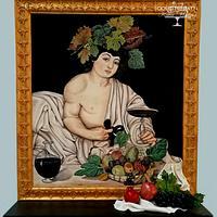 Il Bacco by Caravaggio