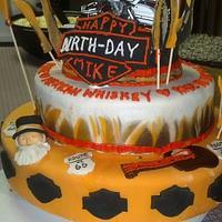 Harley Cake