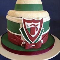 School reunion cake