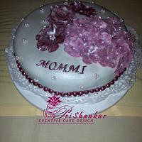 Maroon Pink Pearl