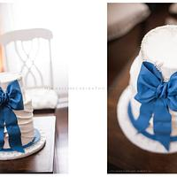 Simple fabric and Bow