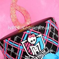 Monster High Cake by Renee