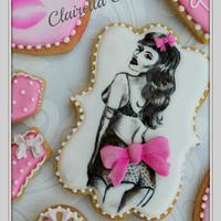 """""""Sweet Love"""" Valentine Cookies"""