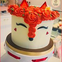 Fox Cake 🦊