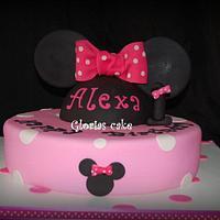 Minie cake!!!!! by DeliciasGloria