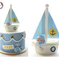 Ahoy! Nautical Baby Shower
