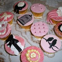 Vintage Chic Cupcakes
