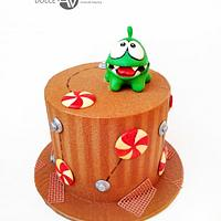 Om Nom cake