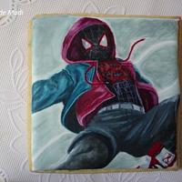 Spiderman into the spider-verse