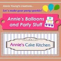 Annie's Balloons & Party Stuff - Annie's Cake Kitchen