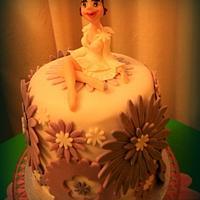 birthday cake by Donatella Bussacchetti
