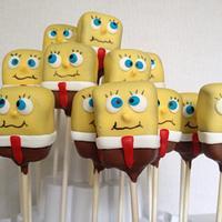 sponge Bob pops