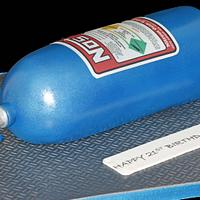 Nitrous Oxide (NOS) Cannister Cake
