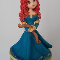 ,,Brave,, cake