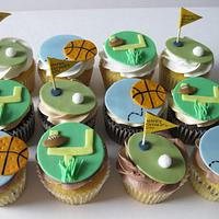 Father's Day Cupcakes by Joanne