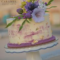 Touch of Gold & Sugarflowers