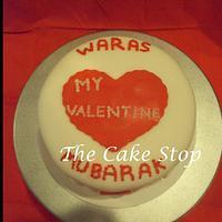 Valentine! by zahra