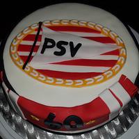 Sport cake (Soccer)