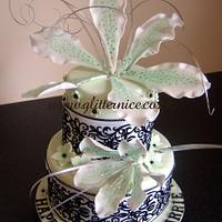 Elegance and Lilies by Alli Dockree