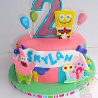 "Spongebob Party ""TWO"""
