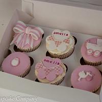 New Baby Cakes