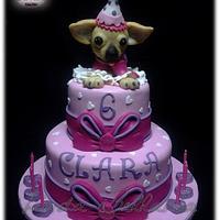 CHIWAWA CAKE