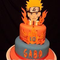 Naruto , Cake
