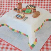 Portuguese Table by Bolinhos com Amor