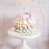 Ruffles & Pastels