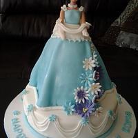 Yummy Cinderella Cake