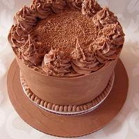 Chocolate, Chocolate, Chocolate Cake!