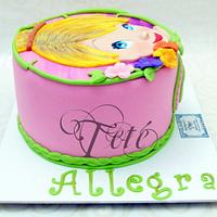 TINKERBELL by Teté Cakes Design