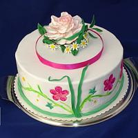 Flowercake