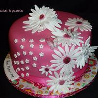 Pretty in pink by Doyin