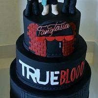True blood  by Melissa