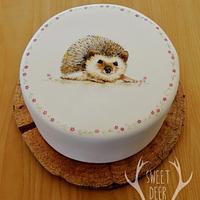 Hedgehog Love