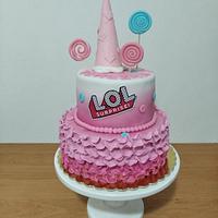 Lol cake