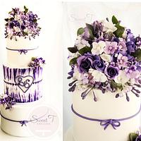 shades of violet